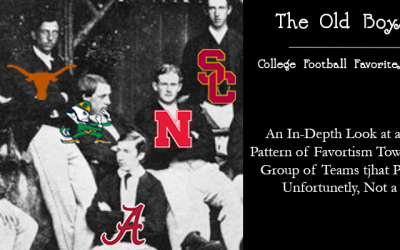 The Rose Bowl Game Presented by The Old Boys Club