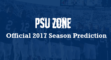 Official PSU Zone 2017 Game-by-Game Prediction Guide