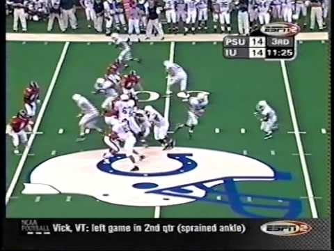 We Were Penn State: Remembering Penn State @ Indiana – October 28, 2000