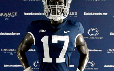 Generations of Greatness: Inside Penn State's Throwback Uniforms