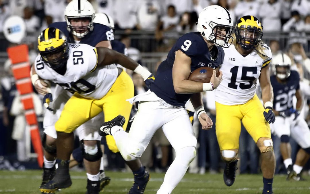 Recap Video: Penn State vs. Michigan – October 21, 2017