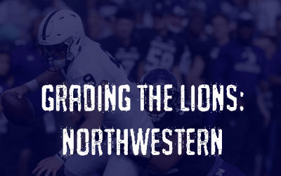Grading the Lions – Northwestern Wildcats