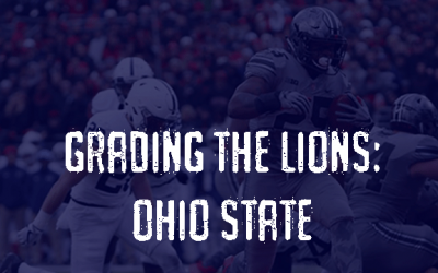 Grading the Lions – Ohio State