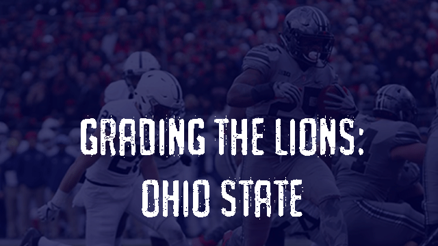 Penn State Post Game Grades - Ohio State Buckeyes