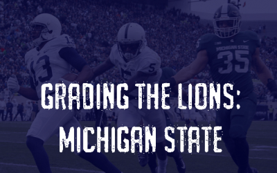 Grading the Lions – Michigan State
