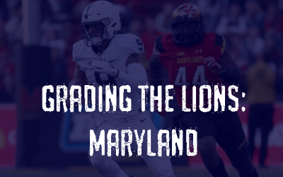 Grading the Lions – Maryland