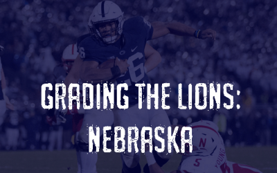 Grading the Lions – Nebraska