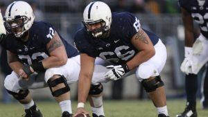 Penn State Offensive Line - What it Takes to Win in College Football
