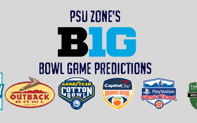 PSU ZONE 2017-18 Bowl Game Predictions – BIG 10 EDITION