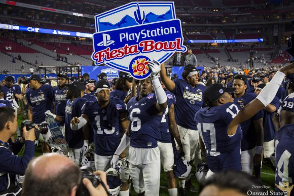 2017 Penn State Nittany Lions Fiesta Bowl Champions