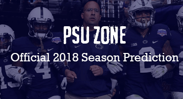 2018 PSU Football Season Preview