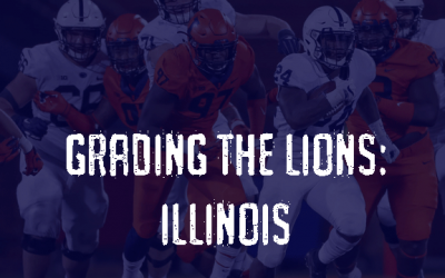 Grading the Lions – Illinois Fighting Illini