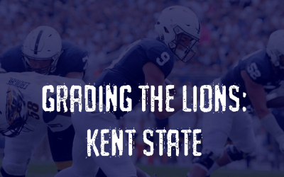 Grading the Lions – Kent State Golden Flashes