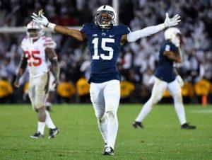 Penn State CB Grant Haley