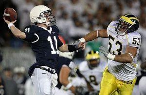 Penn State QB Matt McGloin