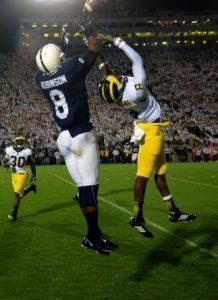 Penn State WR Allen Robinson