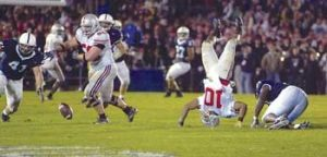 Penn State defense stifled Ohio State in the 2005 White Out