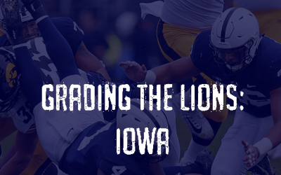 Grading the Lions – Iowa Hawkeyes