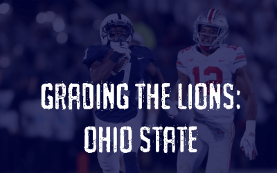 Grading the Lions – Ohio State Buckeyes