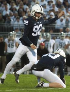 Penn State K Jake Pinegar