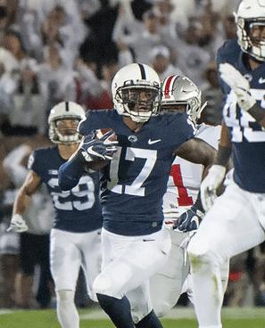 Penn State Safety Garrett Taylor