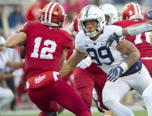 Penn State DE Shaka Toney