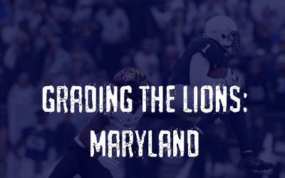 Grading the Lions – Maryland Terrapins