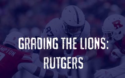 Grading the Lions – Rutgers Scarlet Knights