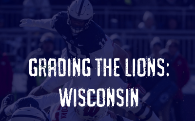 Grading the Lions – Wisconsin Badgers