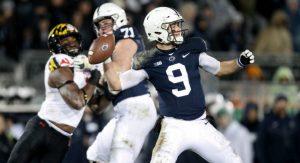 Penn State QB Trace McSorley
