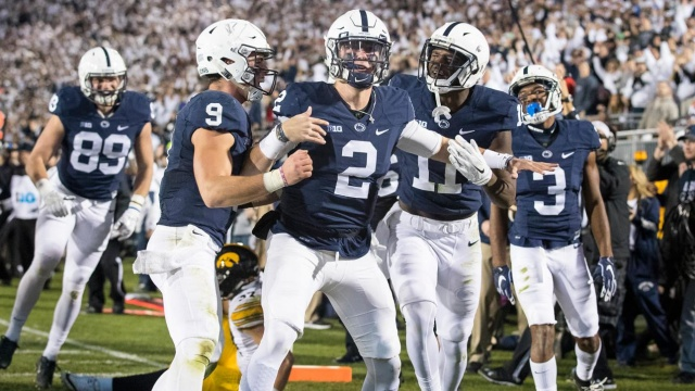 Penn State Football: Case for Trace McSorley for offensive MVP