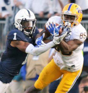 Penn State vs. Pitt Round 4