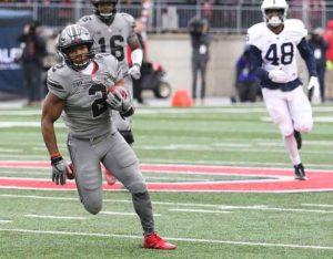 Ohio State RB JK Dobbins
