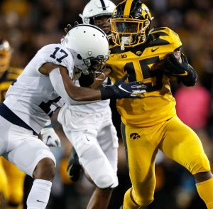Penn State S Garrett Taylor