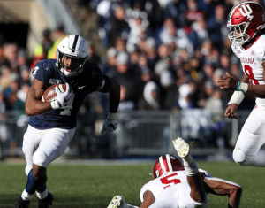 Penn State RB Journey Brown