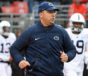 Penn State HC James Franklin seemed to have the Lions prepared for Ohio State but continues to call a conservative game against quality opponents.