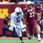 Penn State's Unbeaten Season Came to an End Against Minnesota
