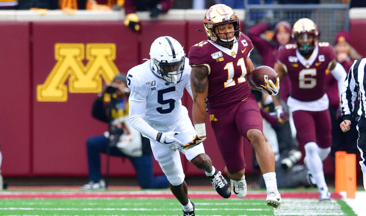 Penn State's Unbeaten Season Came to an End Against Minnesota